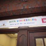 Feierliche Eröffnung der Kita Kinderburg in Borgfelde