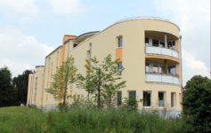 Das Angebot befindet sich in einem Neubau der Firma Keye direkt beim Bahnhof Tonndorf