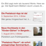 Pestalozzi App Bildausschnitt
