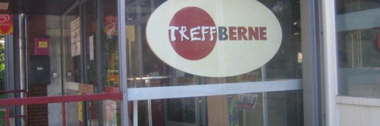 Eingang Treff Berne