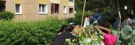 """""""Kinder-Gärten"""" - Getragen wird das Projekt von Spenden"""