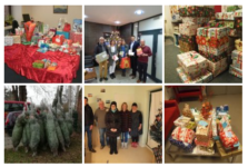 Weihnachtszeit - Hamburger Firmen engagieren sich für Kinder und Jugendliche