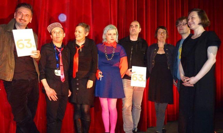 Preisverleihung Kurzfilmtage Oberhausen 2017