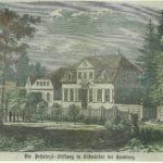 1847 eröffnet die Pestalozzi-Stiftung Hamburg in Billwerder ein Kinderheim.
